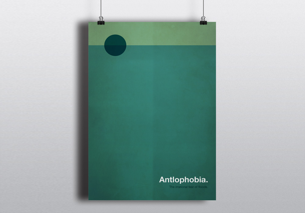 Antlophobia; The irrational fear of floods