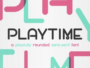 PLAYTIME – A SANS-SERIFDESIGN